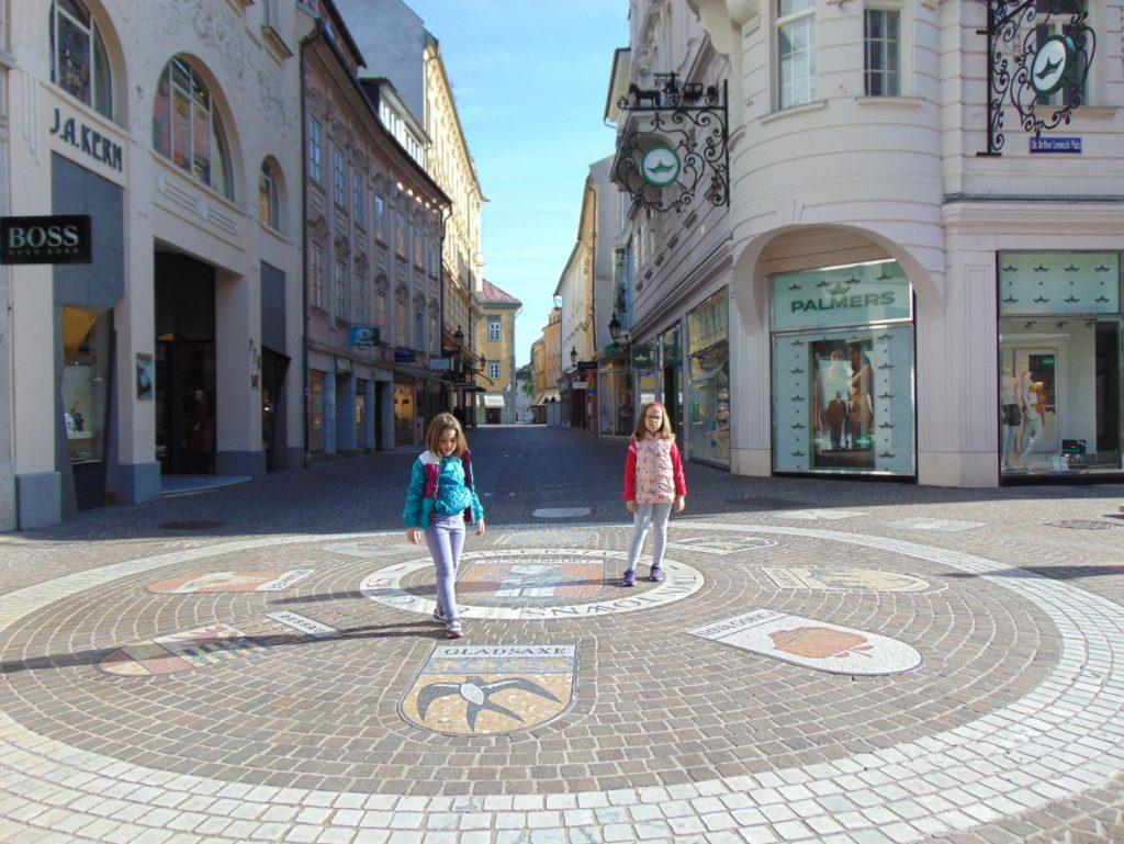 Centar Klagenfurta
