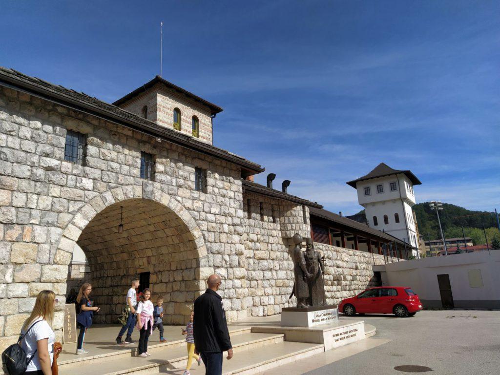 Ulaz u Andricgrad