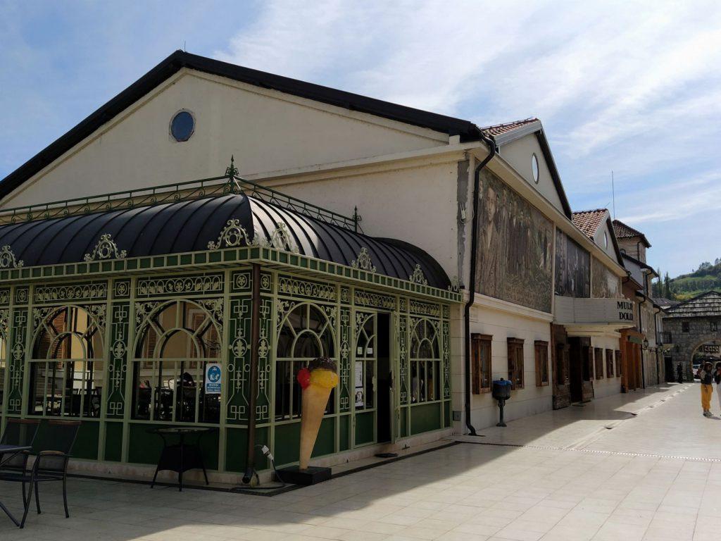 Poslasticarnica u Andricgradu