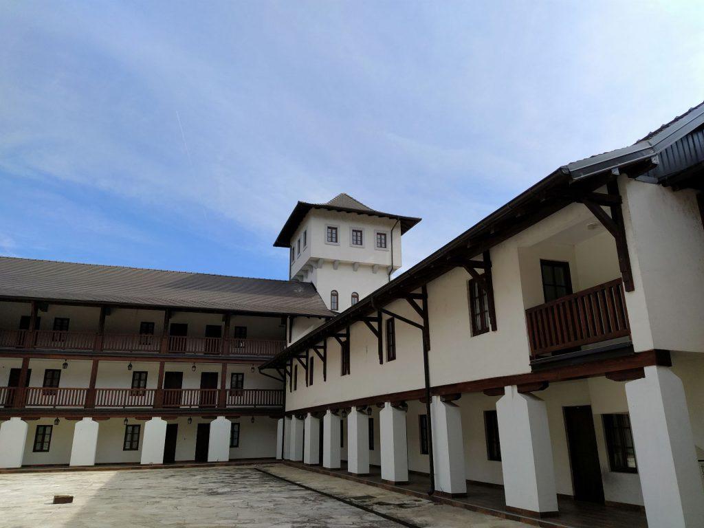 Bizantijski dvor u Andricgradu