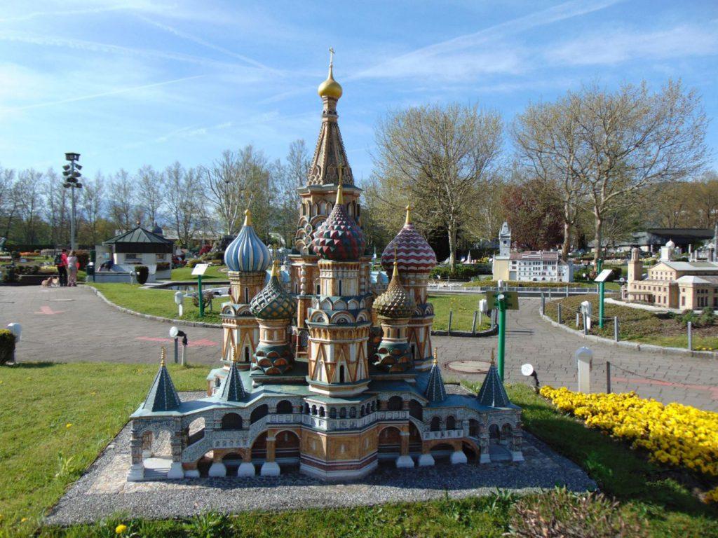Hram Vasilija Blazenog u Moskvi