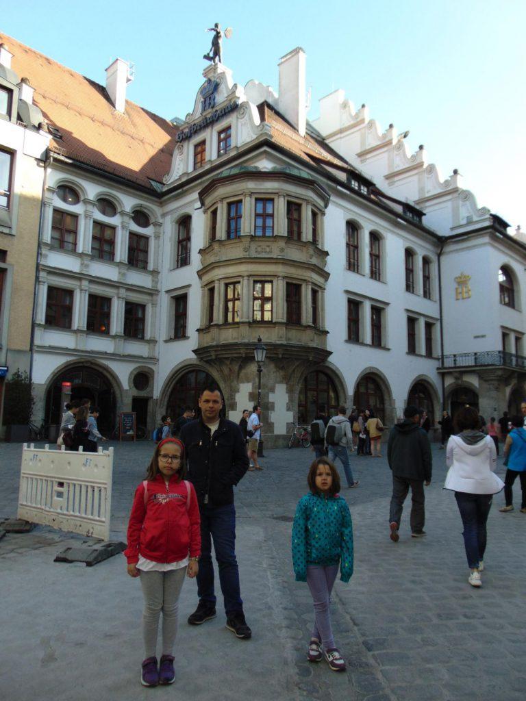 Pivara Hofbräuhaus