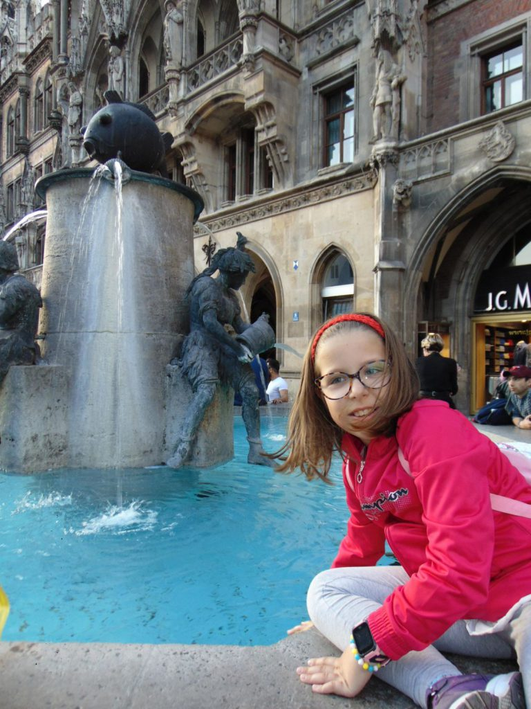 Fontana Fischbrunnen