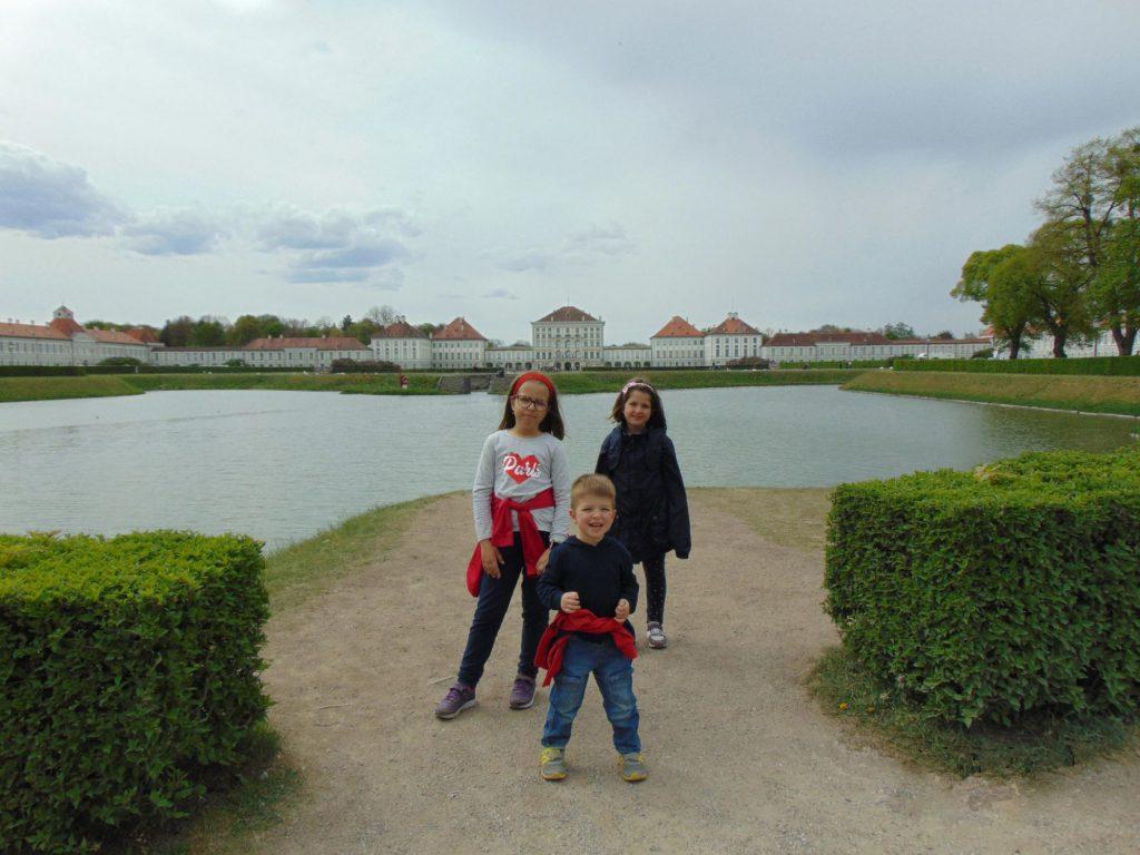 Dvorac Nymphenburg