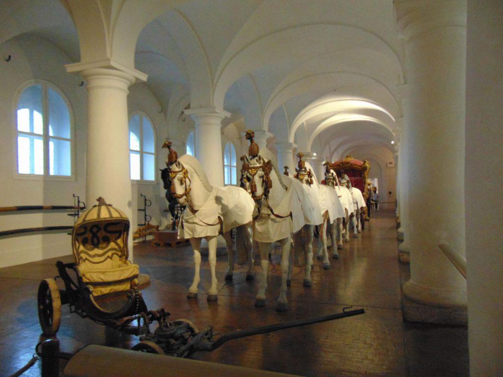 Muzej kocija dvorac Nymphenburg