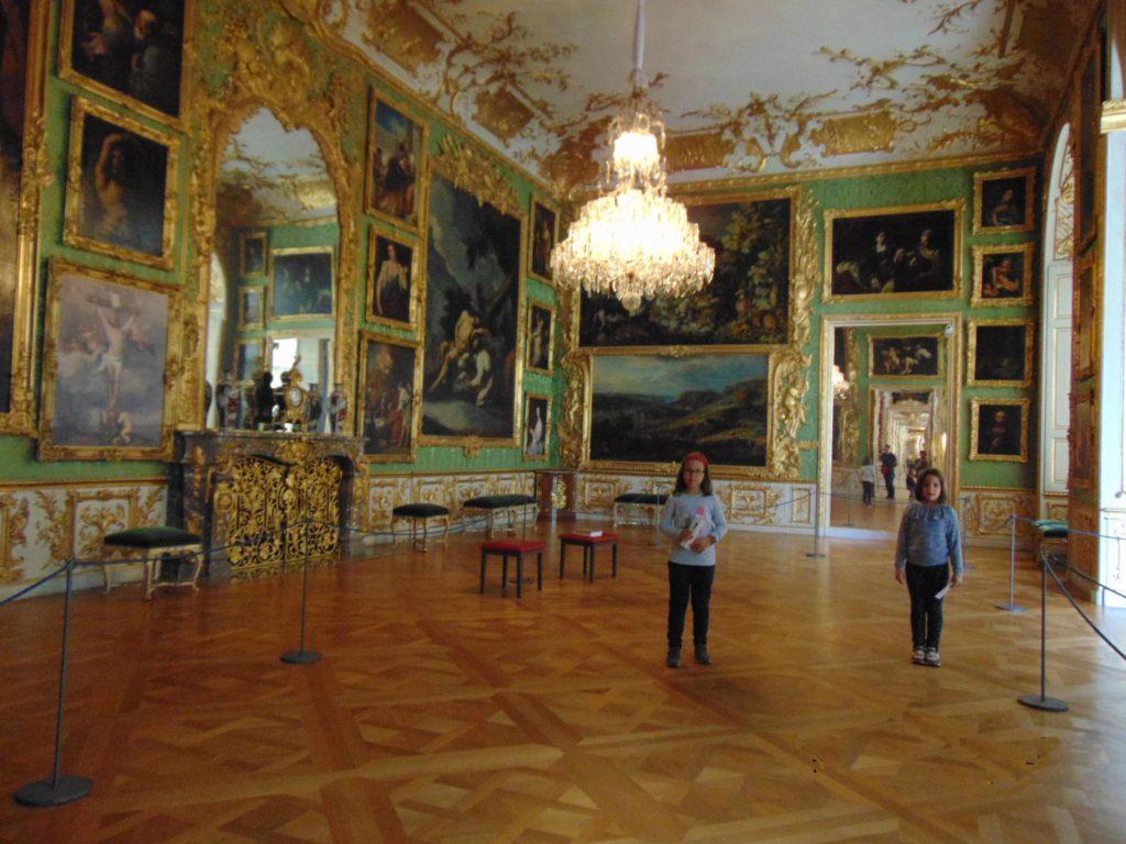 soba u Minhenskoj rezidenciji