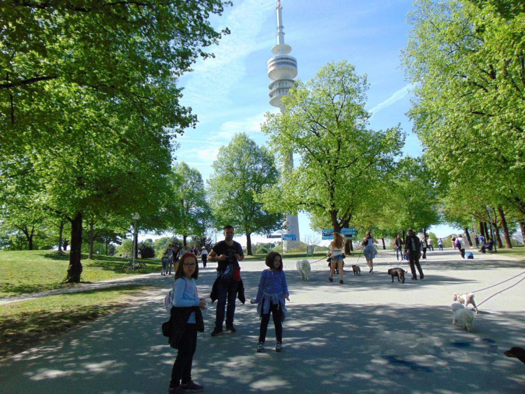 Olimpijski park Minhen