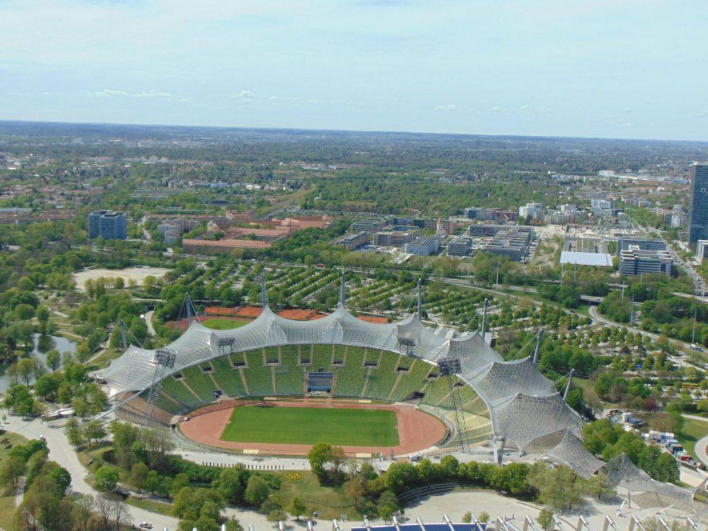 Olimpijski stadion Minhen