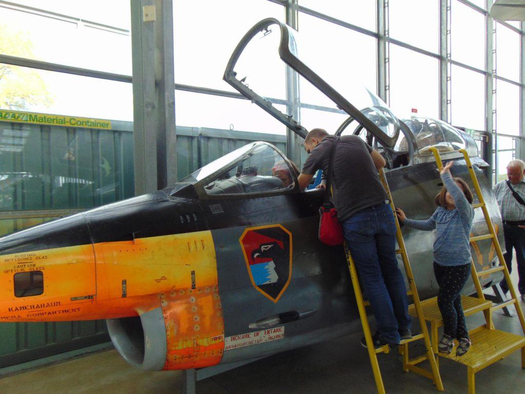 Avion za djecu