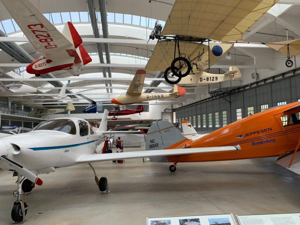 Deutsches museum Flugwerft Schleissheim