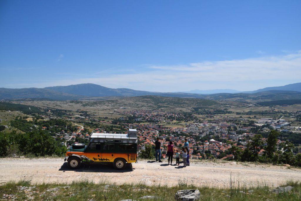 Panorama Livno