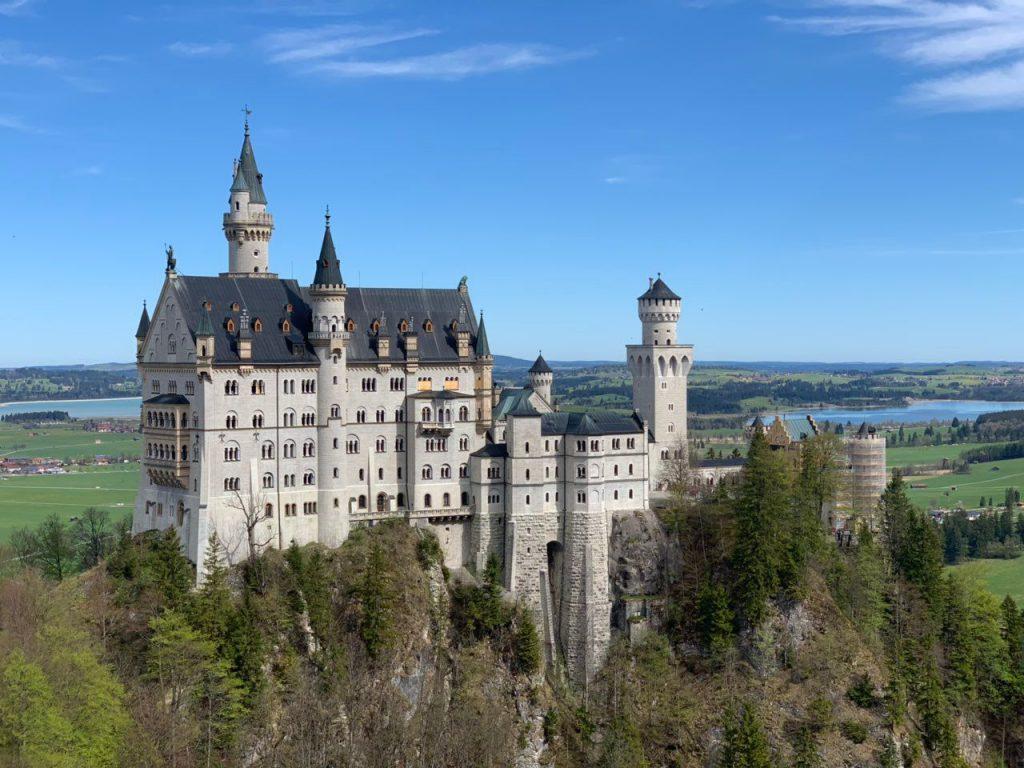 Neuschwanstein dvorac