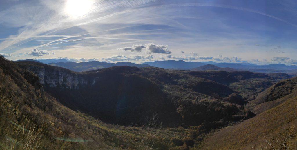 Panorama Mackica kamen