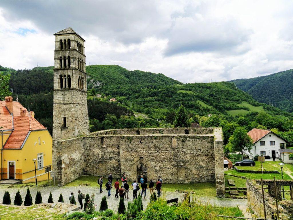 Crkva Sv Marije u Jajcu
