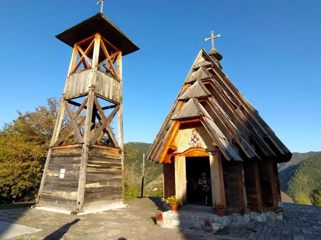 Crkva Svetog Save u Drvengradu