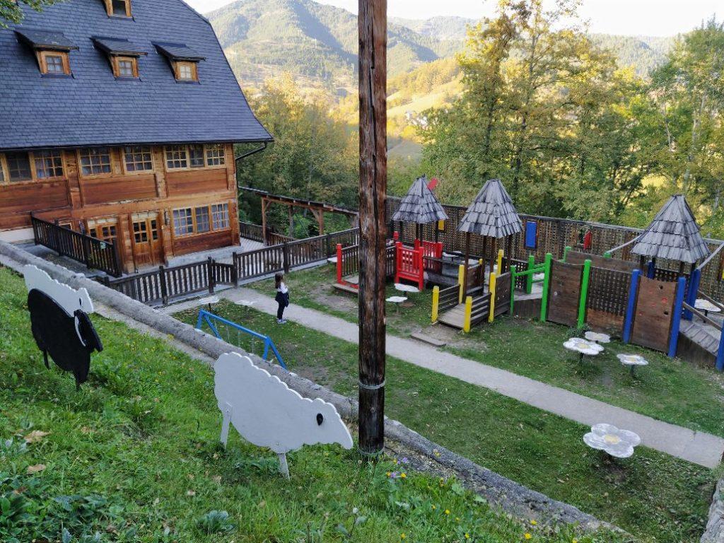 Obdanište Nele Karajlić u Drvengradu