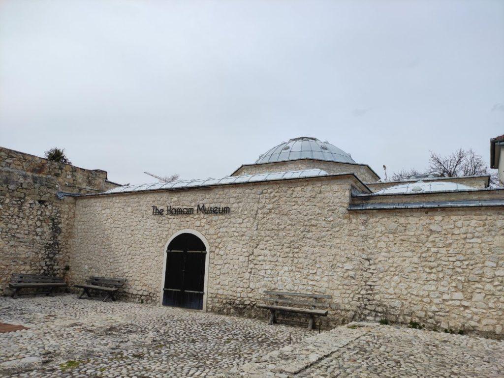 Hamam muzej u Mostaru