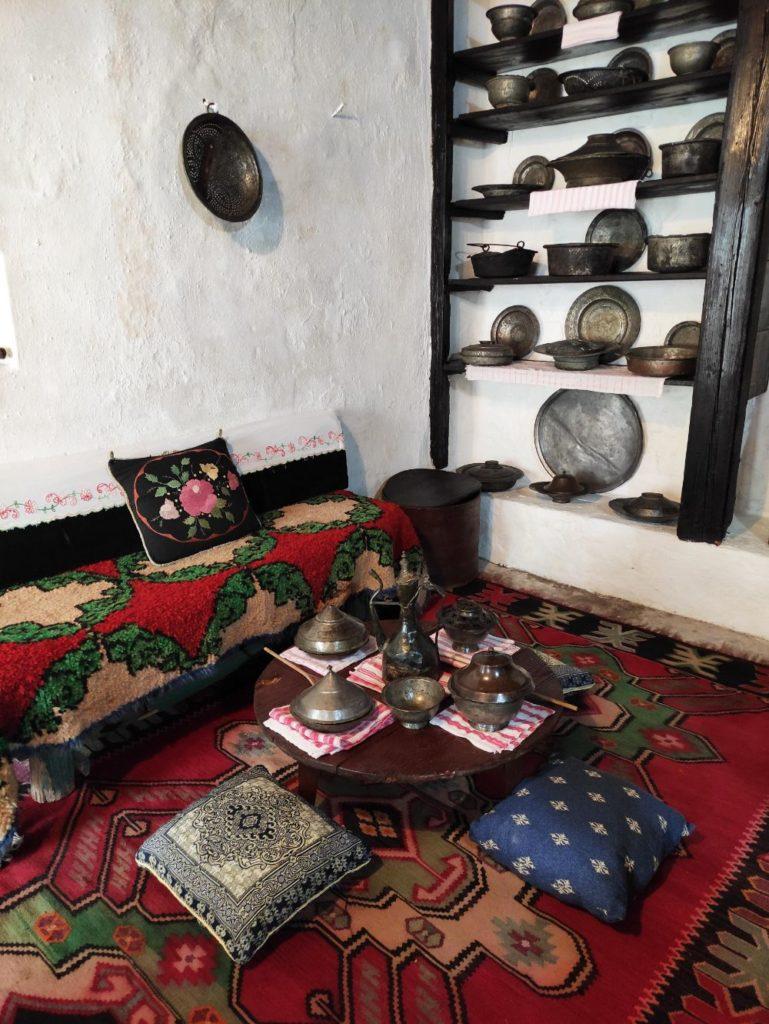 Kuhinja u Kajtazovoj kuci