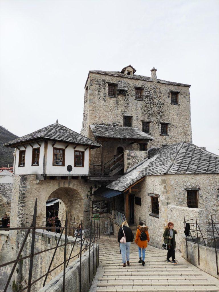 Kula Halebija Stari most Mostar
