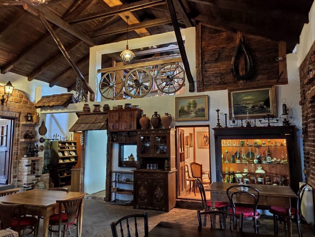 Muzej - krcma Ljubacke doline