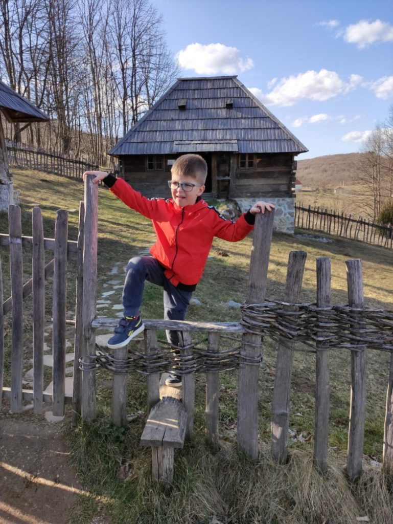 Prelaz platica Ljubacke doline