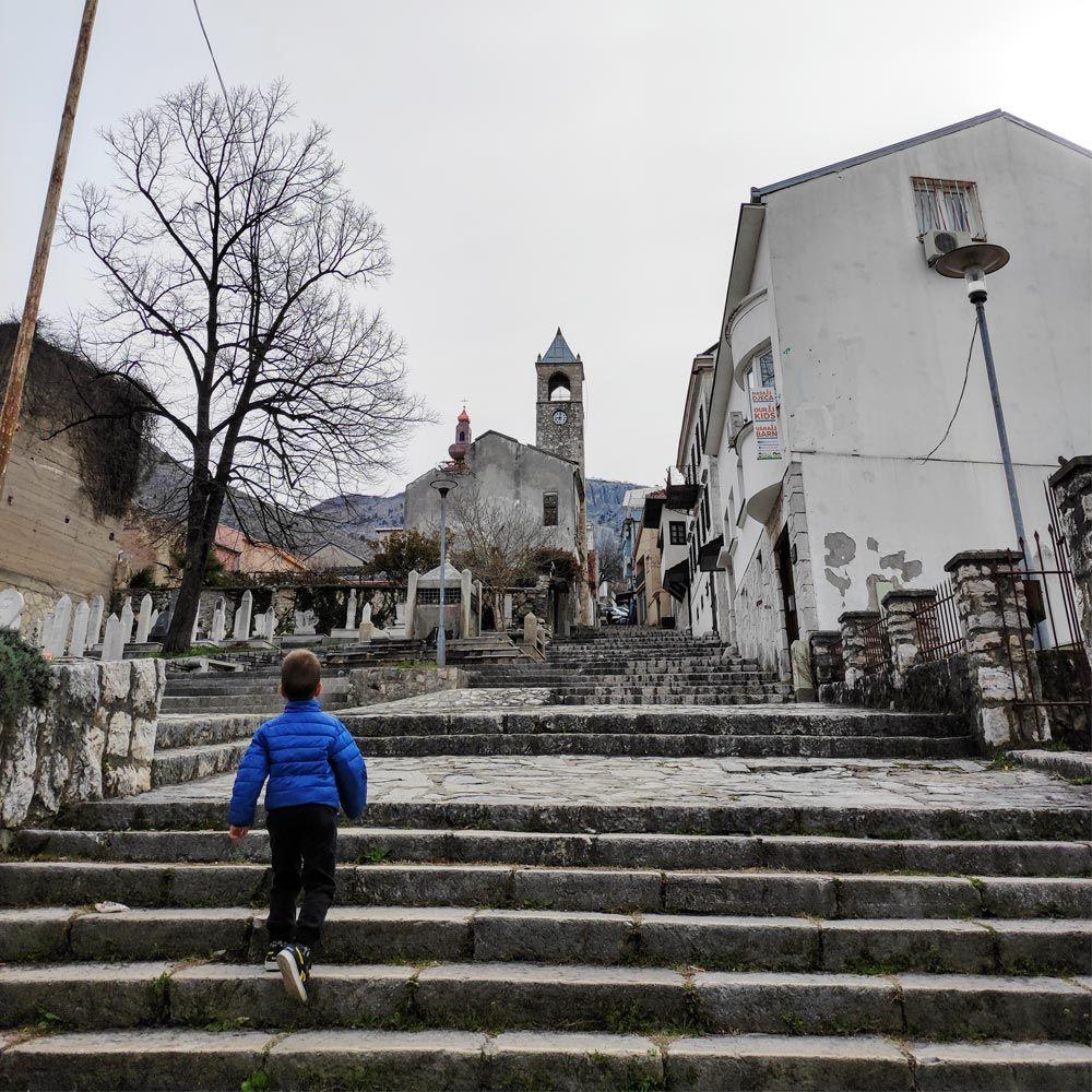 Sahat kula u Mostaru