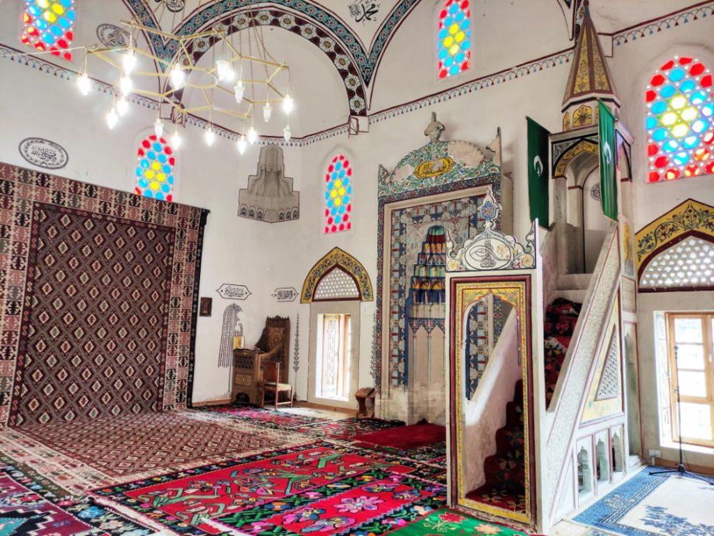 Unutrasnjost Koski Mehmed pasine dzamije
