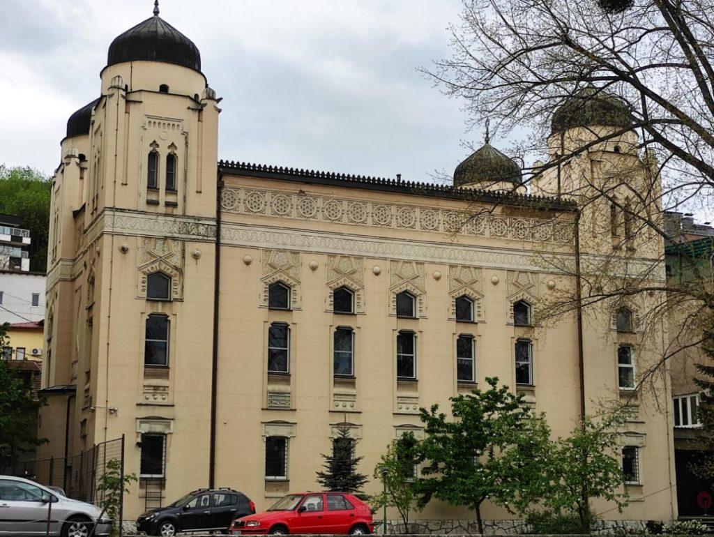 Askenaska sinagoga Sarajevo