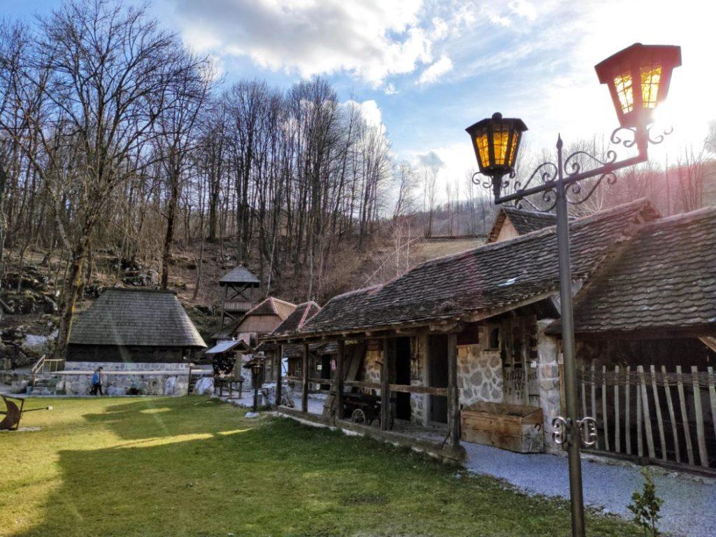 Etno selo muzej Ljubačke doline