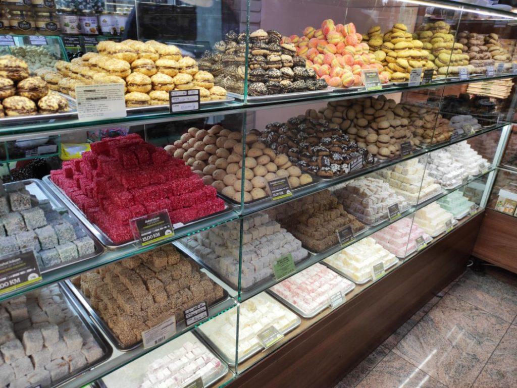 Gastro ponuda Sarajeva