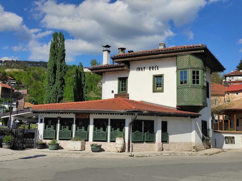 Inat kuca u Sarajevu