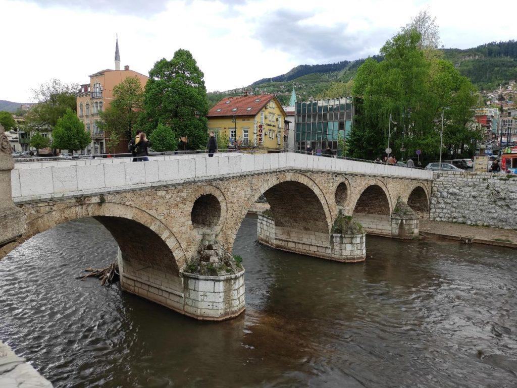 Latinska cuprija - Principov most