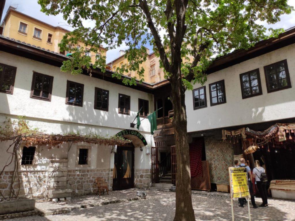 Morica han - sta posjetiti u Sarajevu