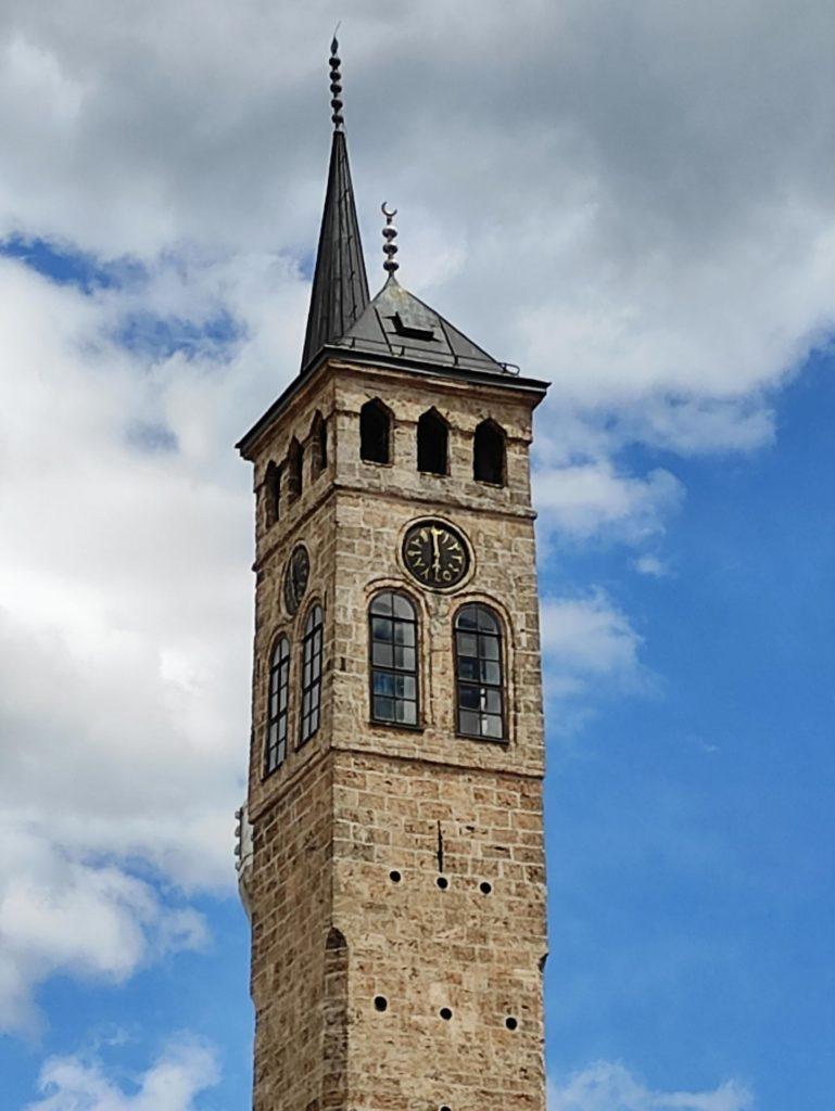 Sahat kula u Sarajevu
