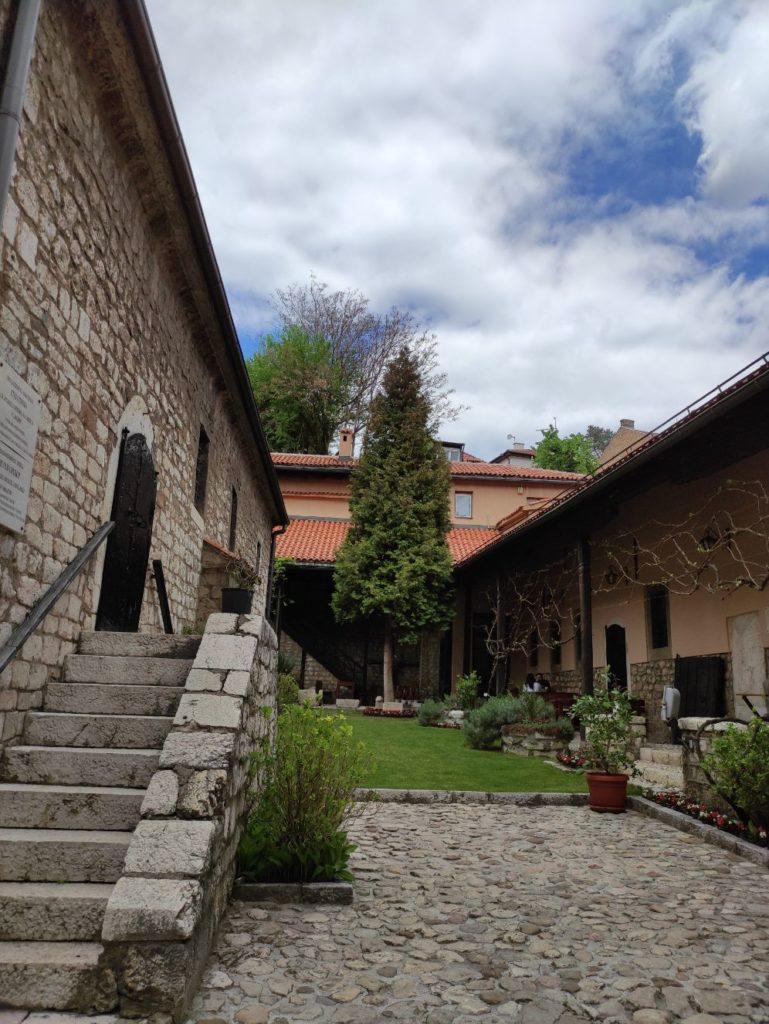 Stara pravoslavna crkva Sarajevo