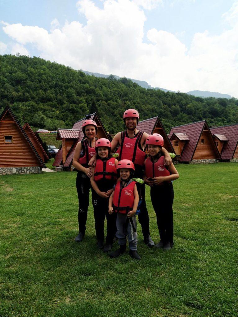 Rafting Tarom Rafting centar Drina Tara