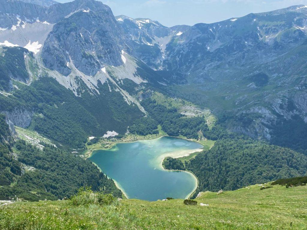 Trnovacko jezero