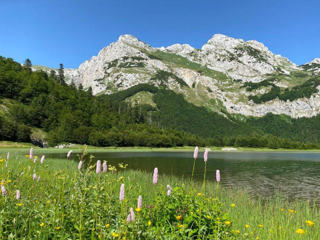 Trnovacko jezero i Maglic