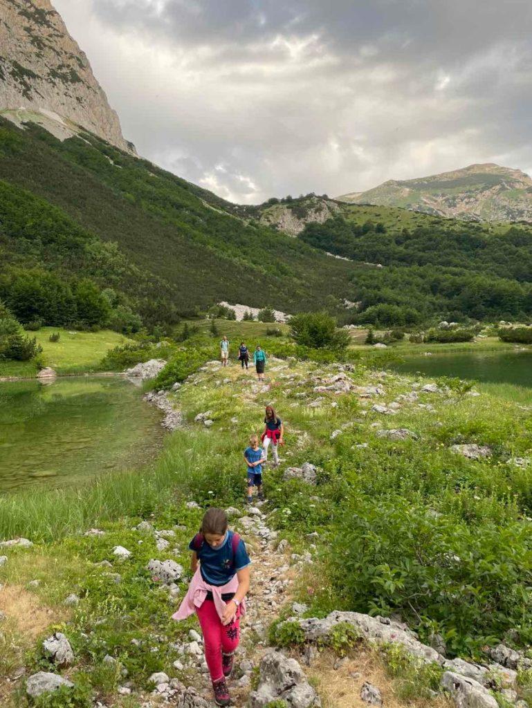 planinarenje Trnovacko jezero