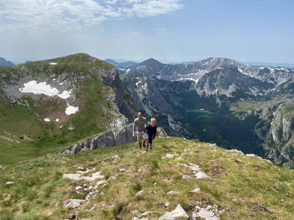 planinarska staza Maglic Trnovacko