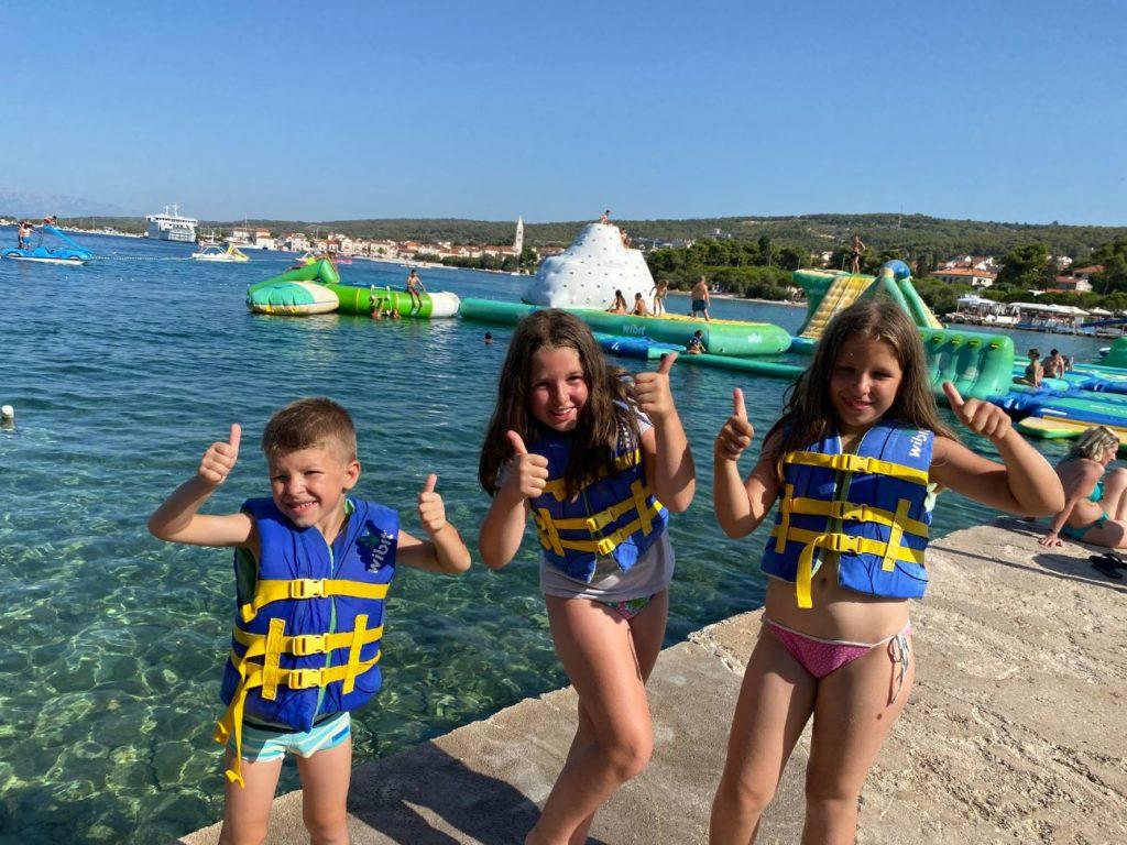 Aqua park u Supetru