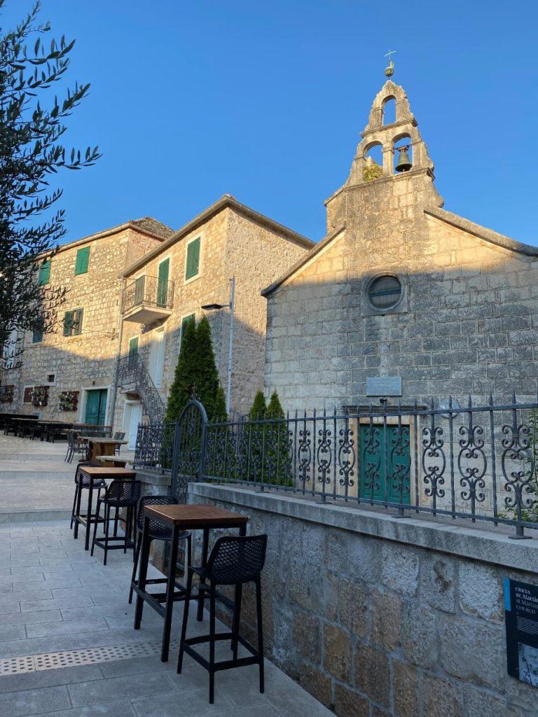 Crkva Svetog Martina Supetar