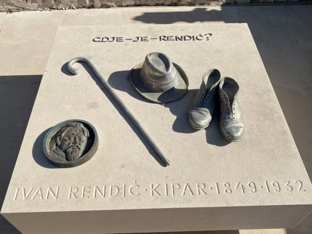 Grobno mjesto Ivana Rendića