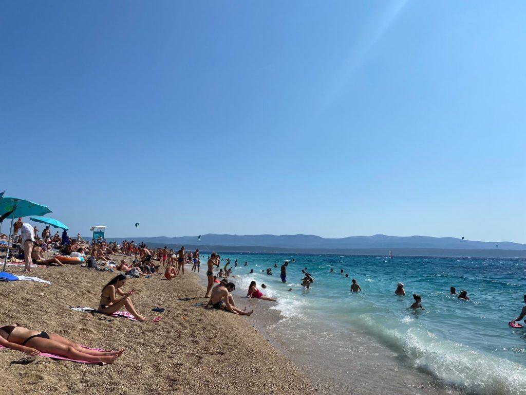 Plaža Zlatni rat - Brač