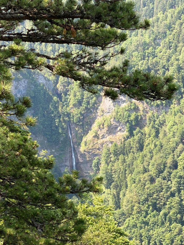 vodopad Skakavac prasuma Perucica