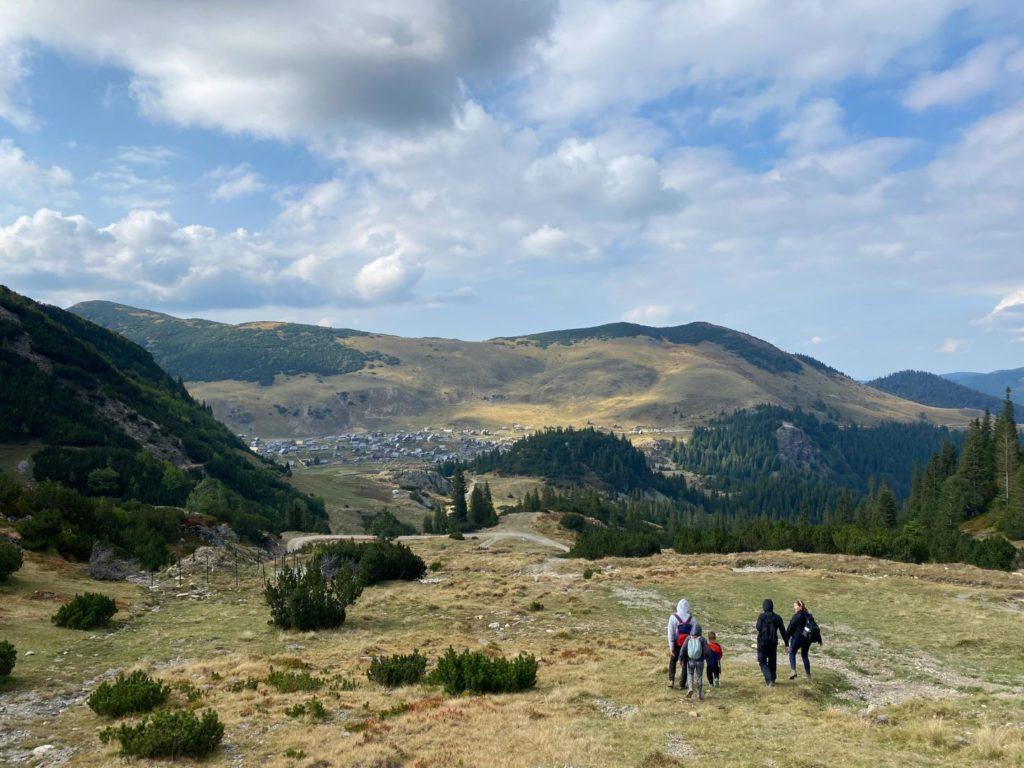 Planinarenje planina Vranica