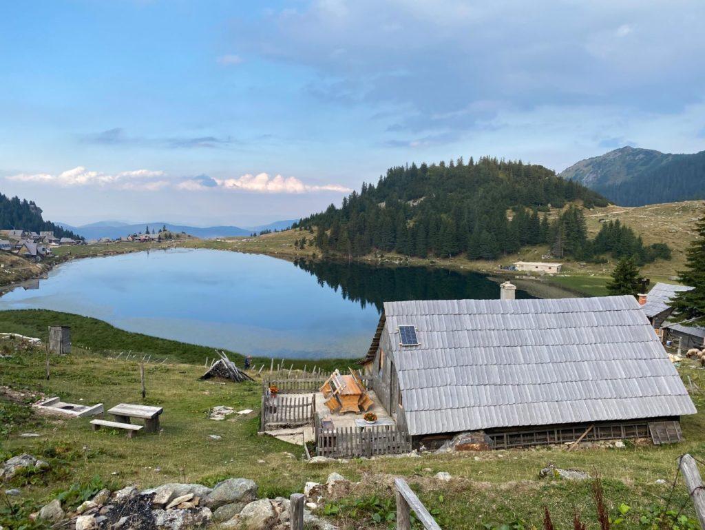 Prokosko jezero na planini Vranici