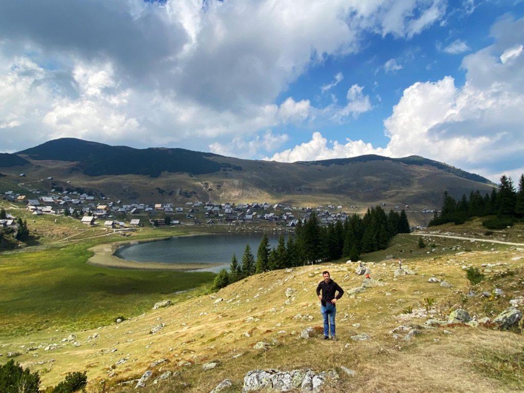 Prokosko jezero zastitni ynak planine Vranice