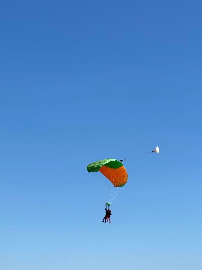 let padobranom
